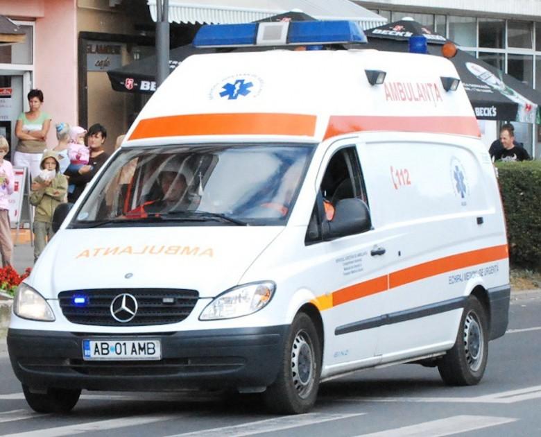 Ambulanța ALBA dotari