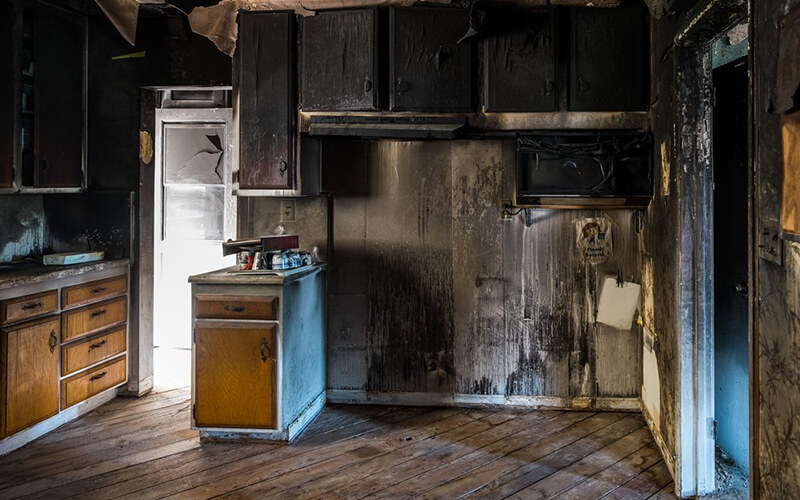 Fire Damage Cleanup Company Tyler, TX