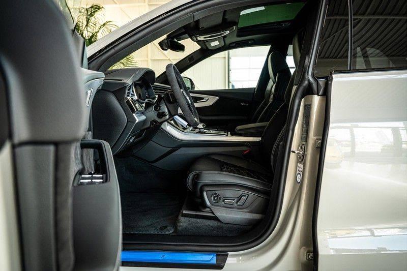 Audi Q8 60 TFSI e quattro Competition | Audi Exclusive | Massage | Head up | Leder Valcano | Tour | City | 360 | Nachtzicht | Pano| Soft afbeelding 10