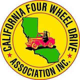 California Four Wheel Drive Association logo