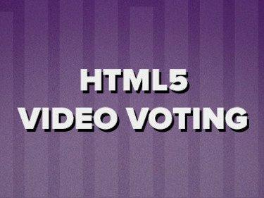 Video voting