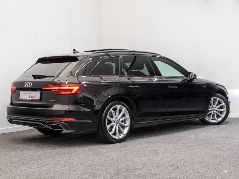 Audi A4 Avant 45 TFSI quattro S edition | 2x S-Line | Panoramadak | B&O Premium Audio | Head-Up Display | Trekhaak | Optiek Zwart | afbeelding 6