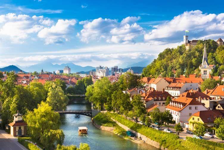 Lake Bled to Ljubljana