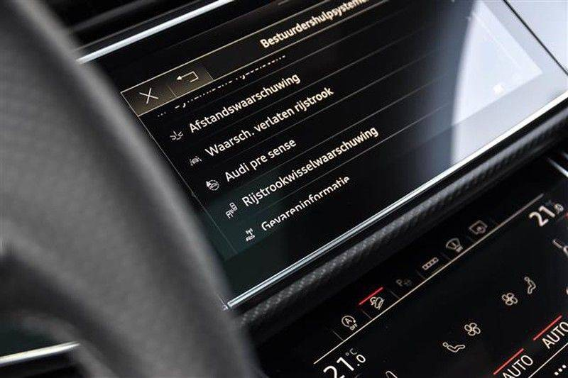 Audi RS Q8 DYNAMIC PLUS+ALCANTARA+360CAM+PANO.DAK NP.265K afbeelding 19