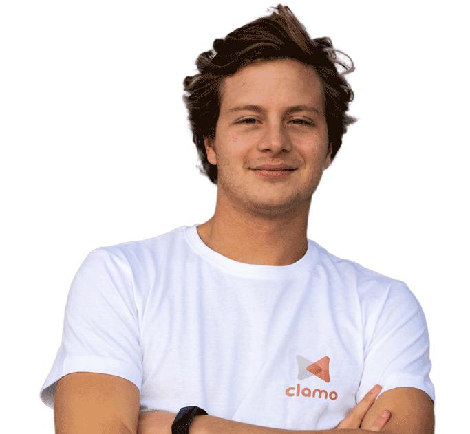 Rodrigo - Team Clamo