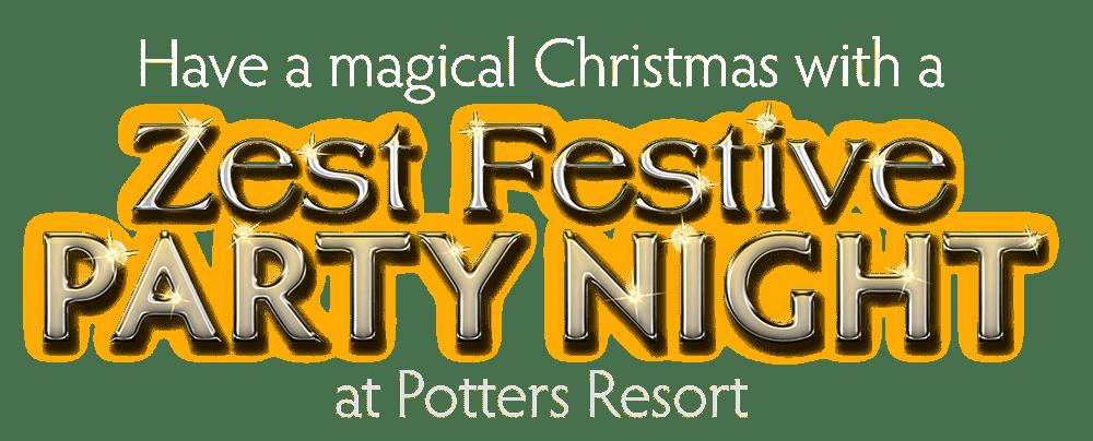 Zest Parties - Potters Resort