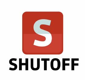 ShutOff Startup logo