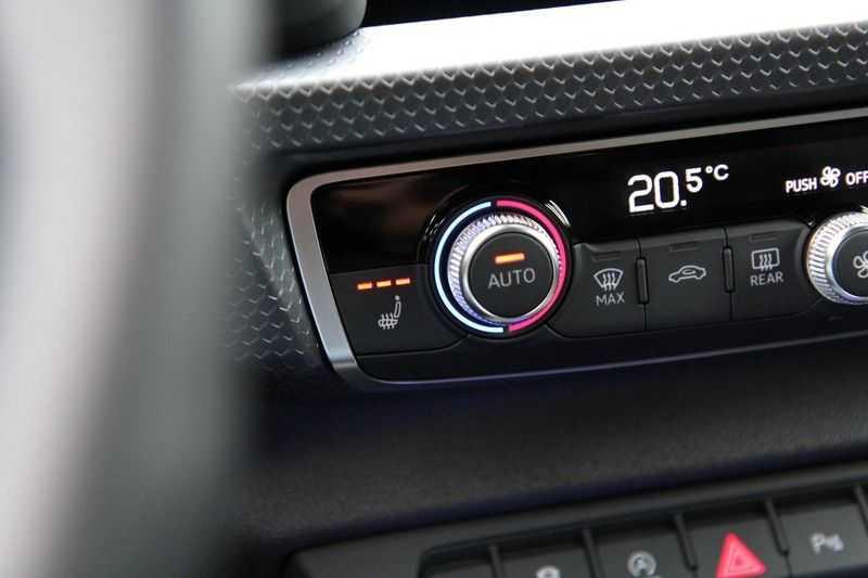 Audi A1 Sportback 40 TFSI S-LINE+LEDER+NAVI+ABT afbeelding 18