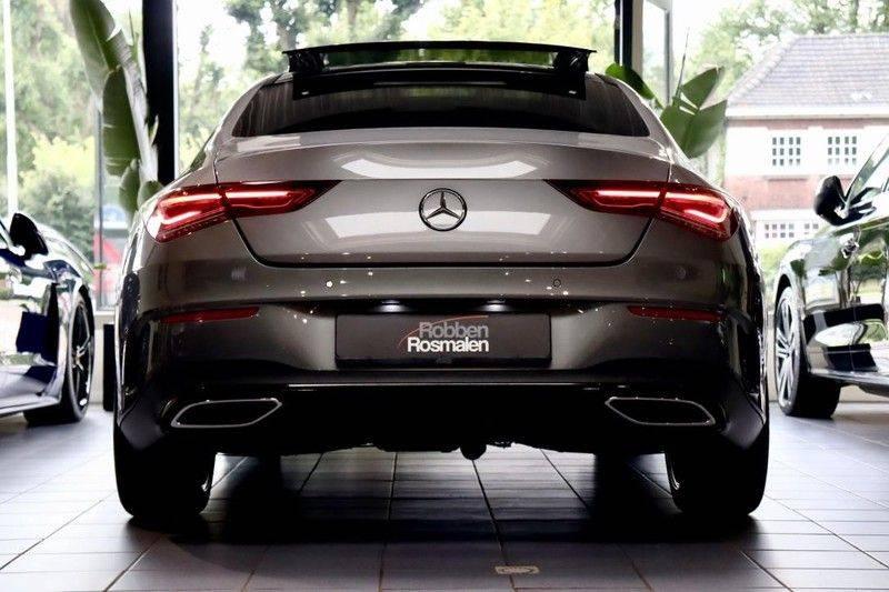 Mercedes-Benz CLA-Klasse 220 Premium Plus AMG|NIGHT|PANO|TREKHK Mercedes-Benz CLA-klasse 220 Premium Plus afbeelding 5