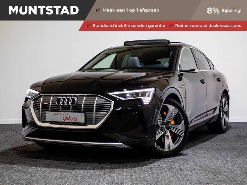 Audi e-tron Sportback 50 quattro S edition | Incl. BTW | B&O | Head-Up Display | Assistentiepakket City- en Tour | 360 graden camera |