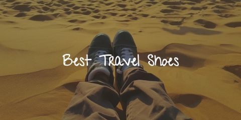 Did you know that a lot of issues during your trip can be caused by wearing the wrong shoes? Here are the recommended travel shoes.