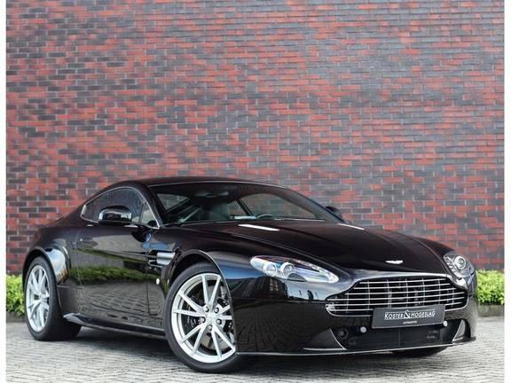 Aston Martin Vantage S 4.7 V8 *436 pk*Carbon*B&O*Memory*