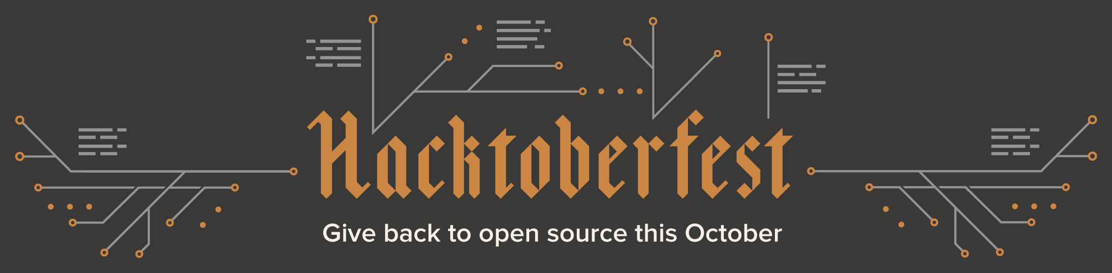 Hacktoberfest logo