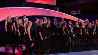 Last Words of David — Randall Thompson; Choir of the Year 2014
