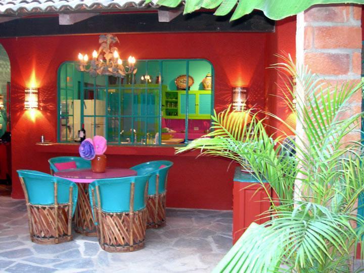 Life in Casa del Alma centers around the Patio/Ramada w/kitchen pass-through.