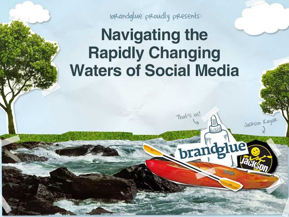 Jackson Kayak: Navigating the Rapidly Changing Waters of Social Media
