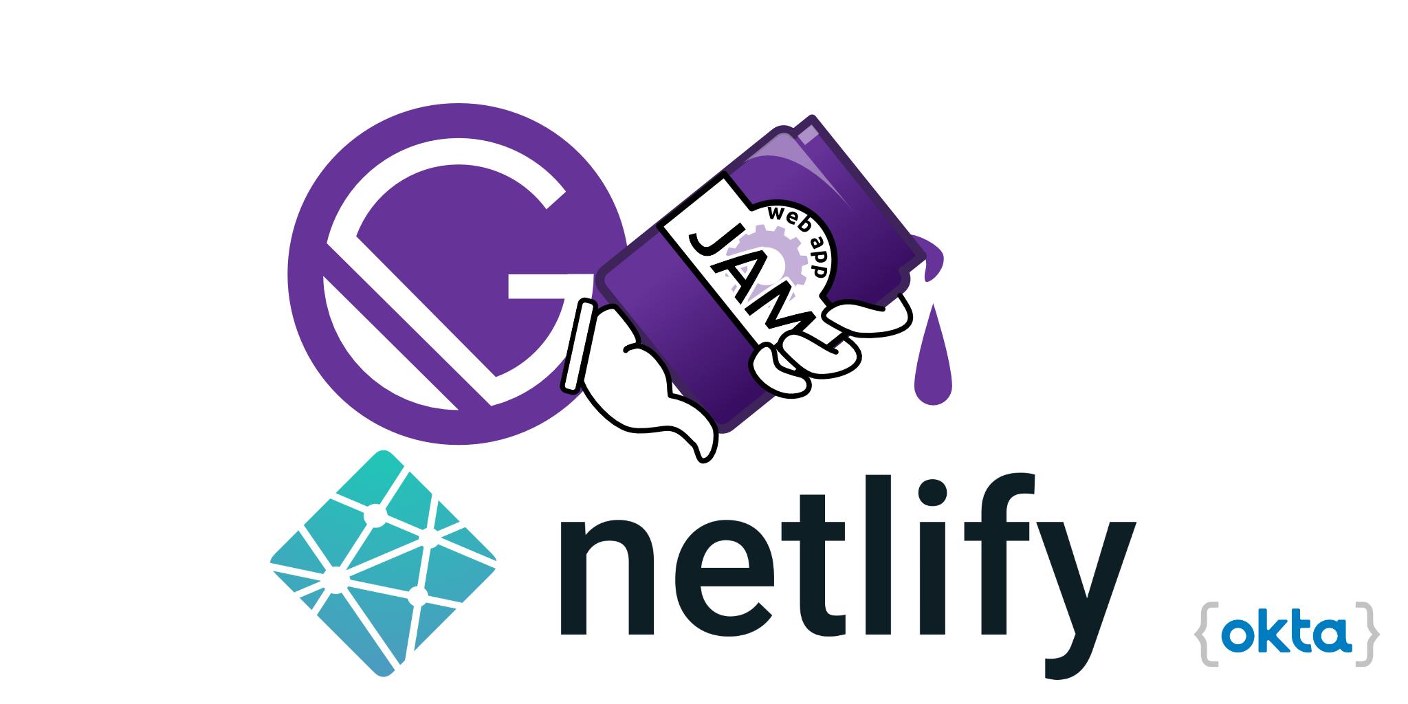Gatsby + Netlify