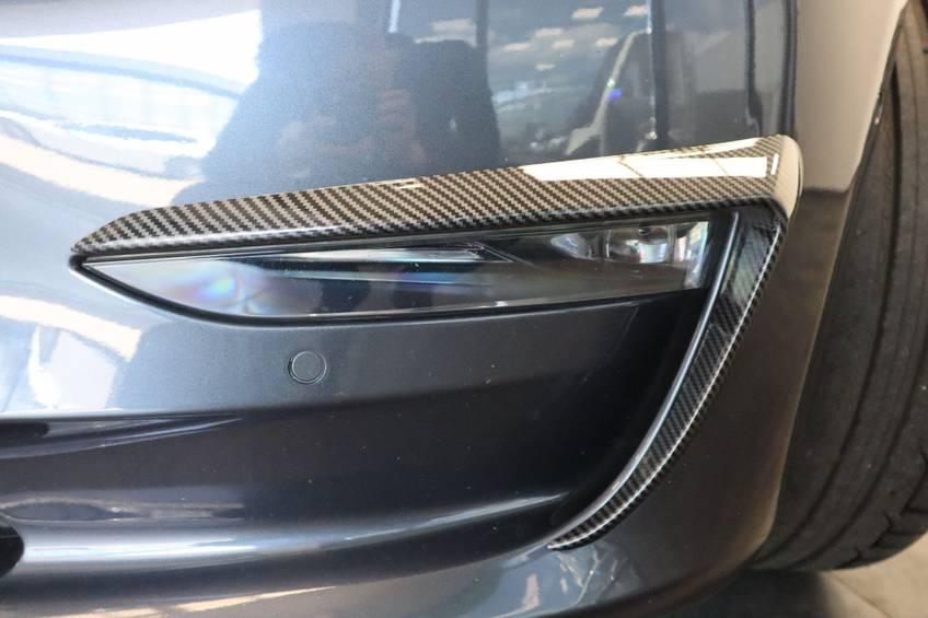 """Tesla Model 3 Long Range   prijs ex.btw 45.889,-   4% 19""""LM Grijs Zwart Performance Look afbeelding 9"""