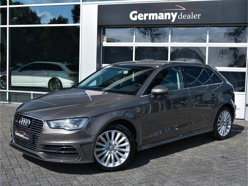 Audi A3 Sportback 1.4 e-tron PHEV Attraction Keyless 17-Inch LED 1e Eig! Clima Cruise Excl.BTW afbeelding 10