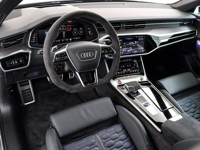 Audi A6 Avant RS 6 TFSI 600 pk quattro | 25 jaar RS Package | Dynamic + pakket | Keramische Remschijven | Audi Exclusive Lak | Carbon | Pano.dak | Assistentie pakket Tour & City | 360 Camera | afbeelding 2