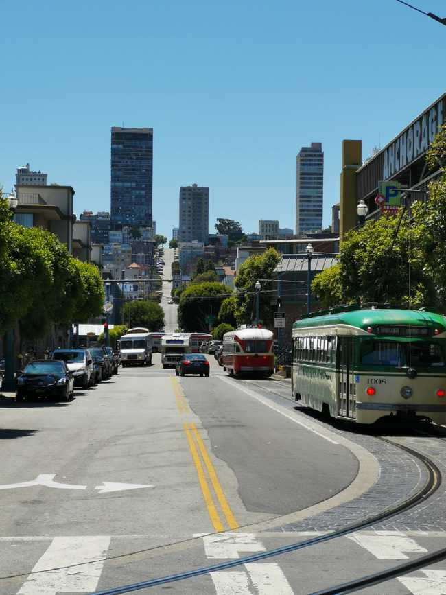 Visite de SF