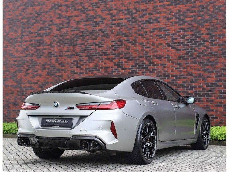 BMW M8 Gran Coupé Competition *Carbon*HUD*B&W Diamond*Vol!* afbeelding 7