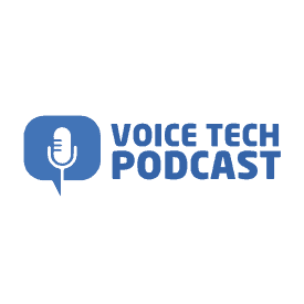 Voice Tech Podcast logo