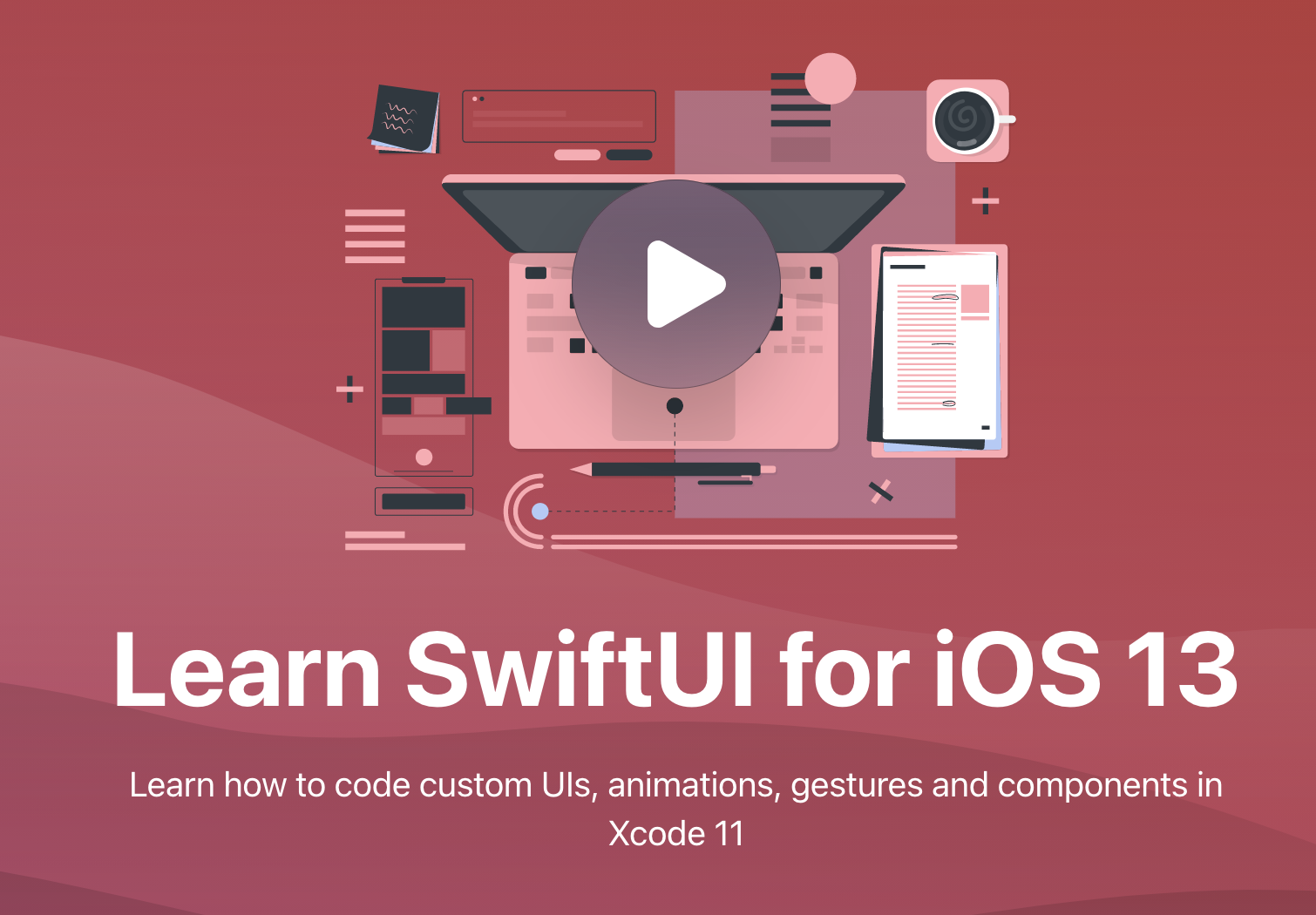 Learn SwiftUI course