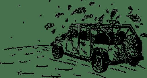 On-demand car wash