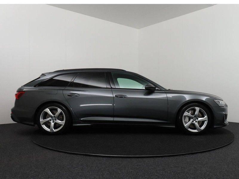 Audi A6 Avant 55 TFSI quattro S-Line   340 PK   Trekhaak   Keyless Entry   Adapt. cruise   Sportonderstel   B&O Sound   LED   afbeelding 10