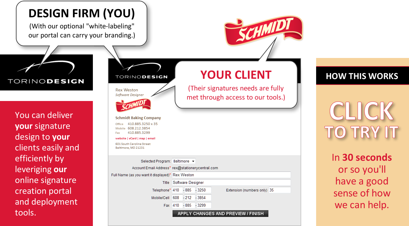 email signature white label programs