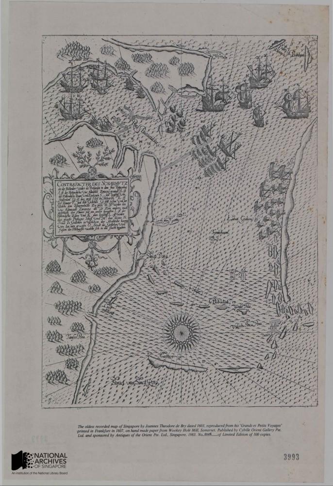 De-Bry-1607-Map-of-SG-Battle