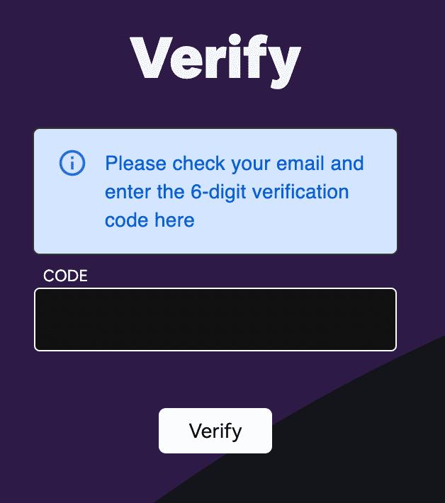 email verify 1