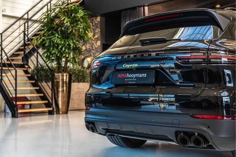 Porsche Cayenne E-Hybrid | Sport-Chrono | Panorama | BOSE | PASM | Adaptieve Sportstoelen afbeelding 5