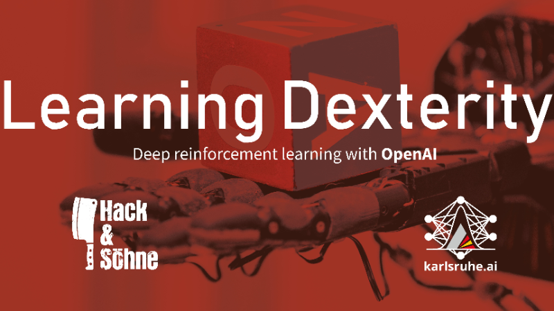 Learning Dexterity Techtalk