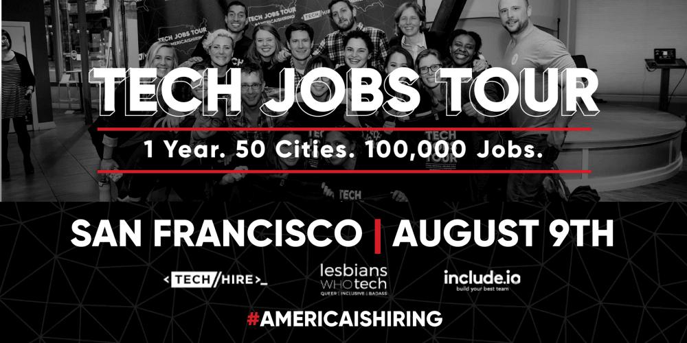 Tech Jobs Tour