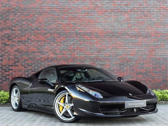 Ferrari 458 4.5 V8 Italia *Carbon seats*LED stuur*Perfecte staat!*