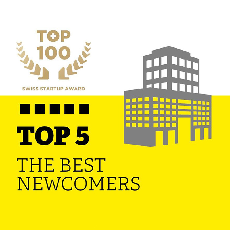 Resistell among the 5 Best Newcomers Startups of TOP 100 - 2019 Ranking