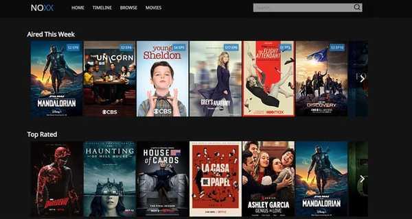 NOXX free movie download site