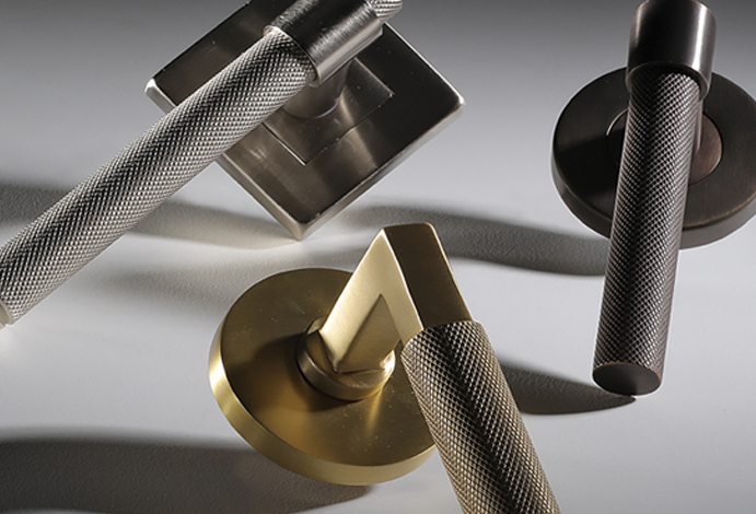 Luxury Life Architectural Hardware With A Luxuriously Enhanced