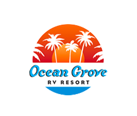 Ocean Grove RV Resort Logo