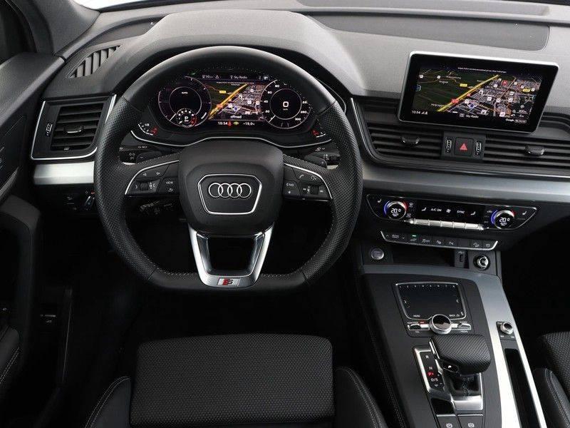 Audi Q5 50 TFSI e 299 pk quattro S edition   S-Line  Assistentiepakket City/Parking/Tour   360* Camera   Trekhaak wegklapbaar   Elektrisch verstelbare/verwambare voorstoelen   Adaptive Cruise Control   Verlengde fabrieksgarantie afbeelding 3