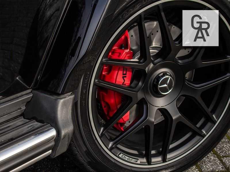 Mercedes-Benz G-Klasse G63 AMG | Schuif/kanteldak | Distronic Plus | AMG Perf. uitlaat | 22inch wielen | afbeelding 24