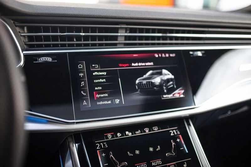 Audi SQ8 4.0 TDI Quattro *S-Sportstoelen / Pano / B&O / HUD / ACC / Nachtzicht* afbeelding 12