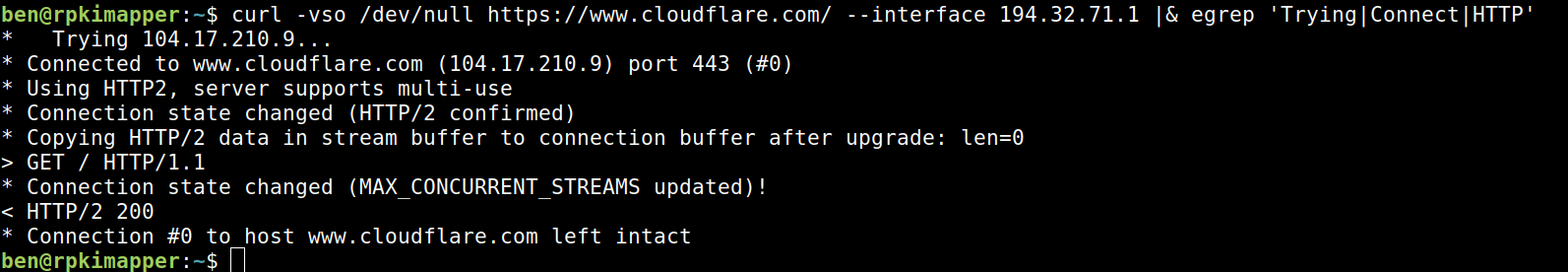 Cloudflare can still reach 194.32.71.0/24