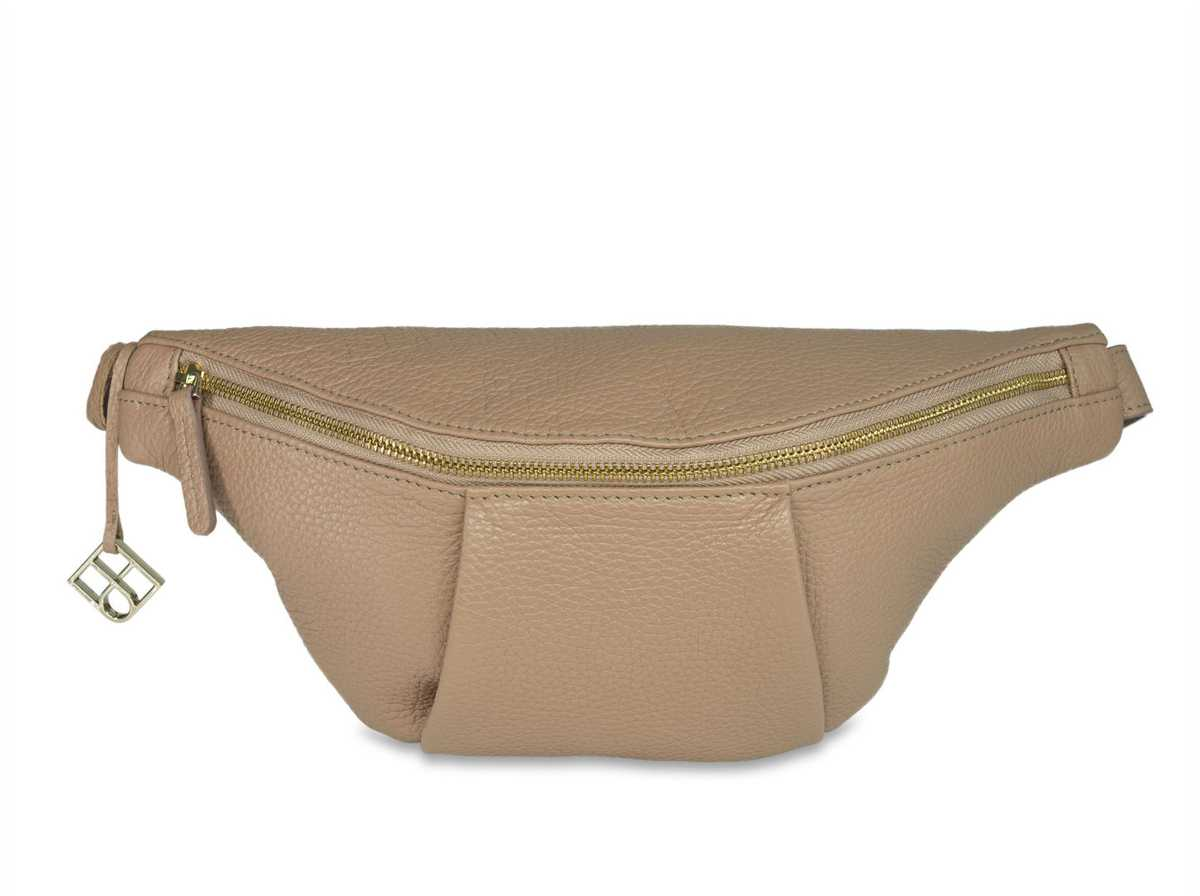 Leo Hip Bag - cipria