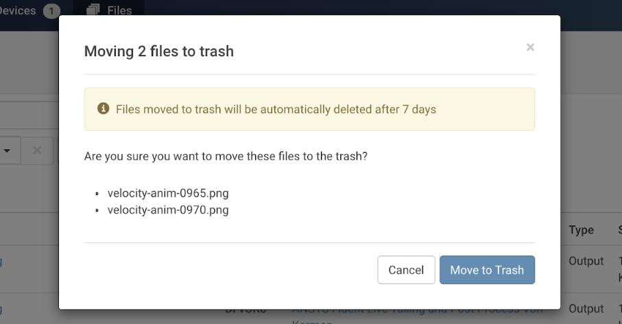 Move File To Trash