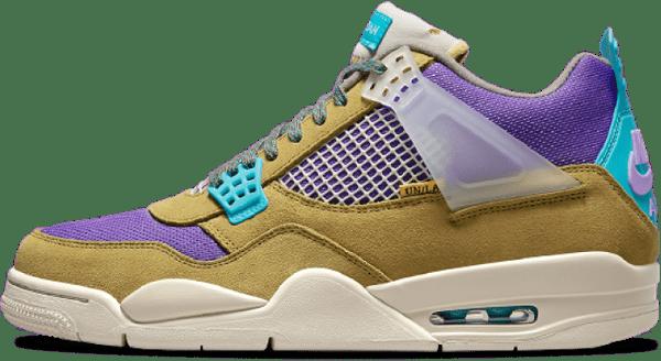 Nike x Union Air Jordan 4 30th Anniversary