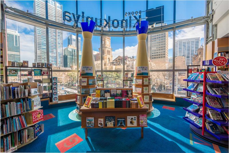 Books Kinokuniya Australia