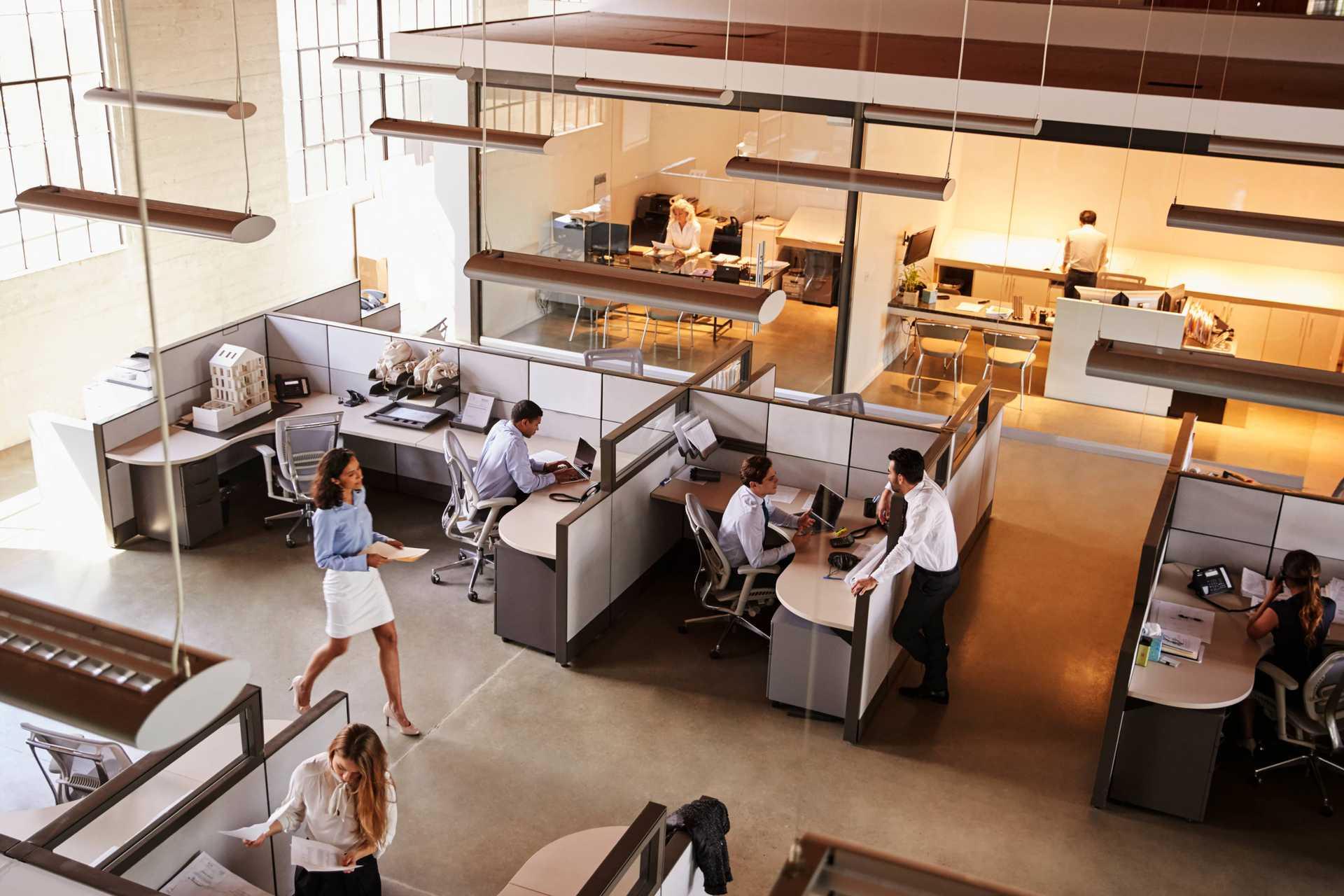 Accruent - Solutions - Hoteling Workspace Management - Hero